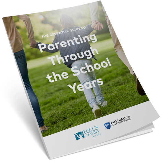 The essential guide to parenting through the school years cover